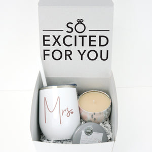 So Excited For You Engagement Gift Box