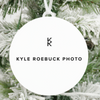 Kyle Roebuck Photography Christmas Ornament
