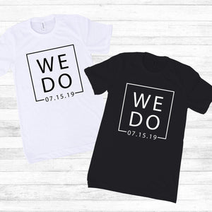 We Do Shirt Set