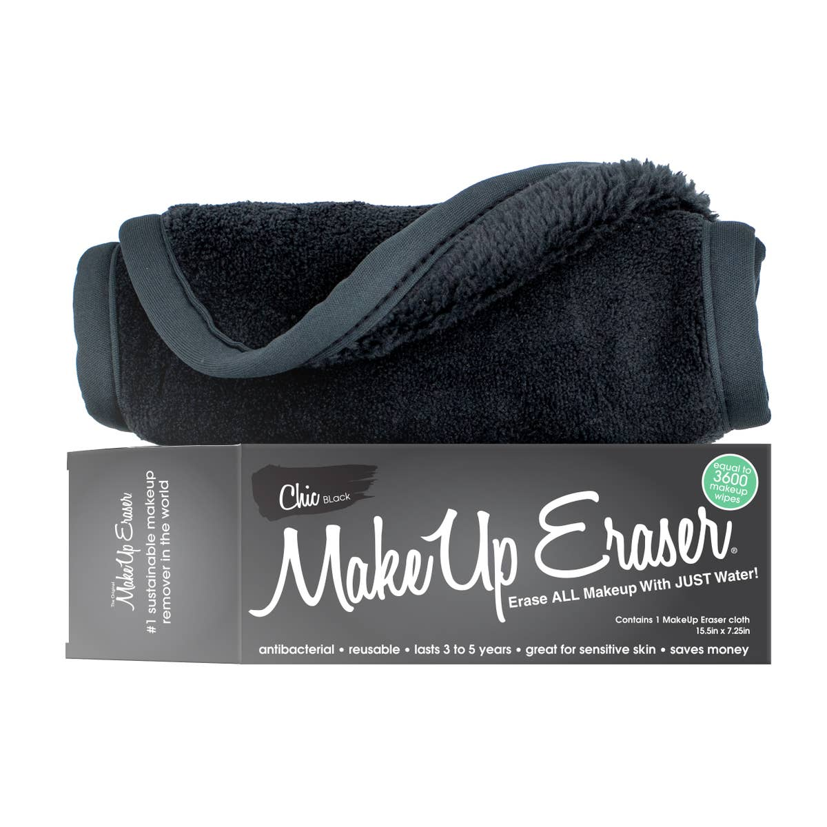 Black MakeUp Eraser