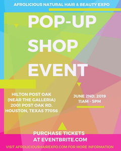 JOIN US AT OUR POP-UP SHOP EVENT!