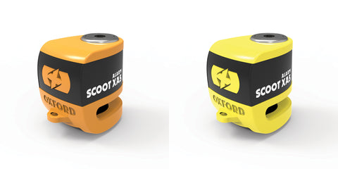 Oxford SCOOT XA5 Disc Lock Alarms