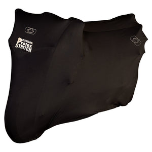 Oxford Protex Stretch Black Water Resistant Cover