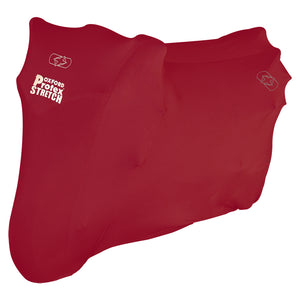 Oxford Protex Stretch Red Water Resistant Cover