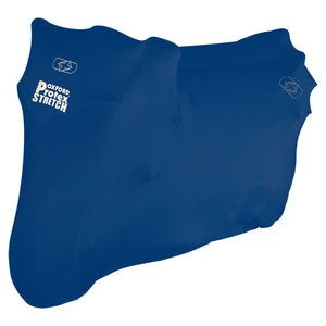 Oxford Protex Stretch Blue Water Resistant Cover