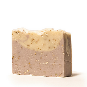 Lavender Oatmeal Essential Oil Soap