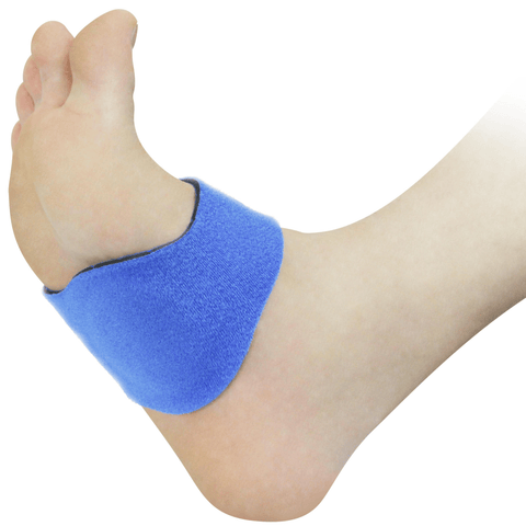 Sore Arches? Try Our Gel Arch Wraps For All Day Foot Arch Support