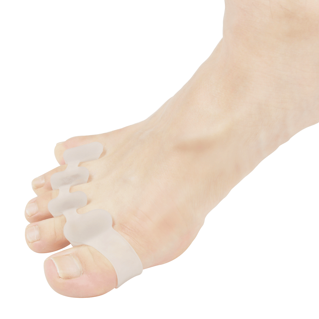 gel five toe separators