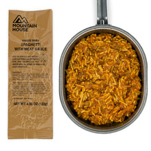Mountain House MCW Long Range Patrol Rations