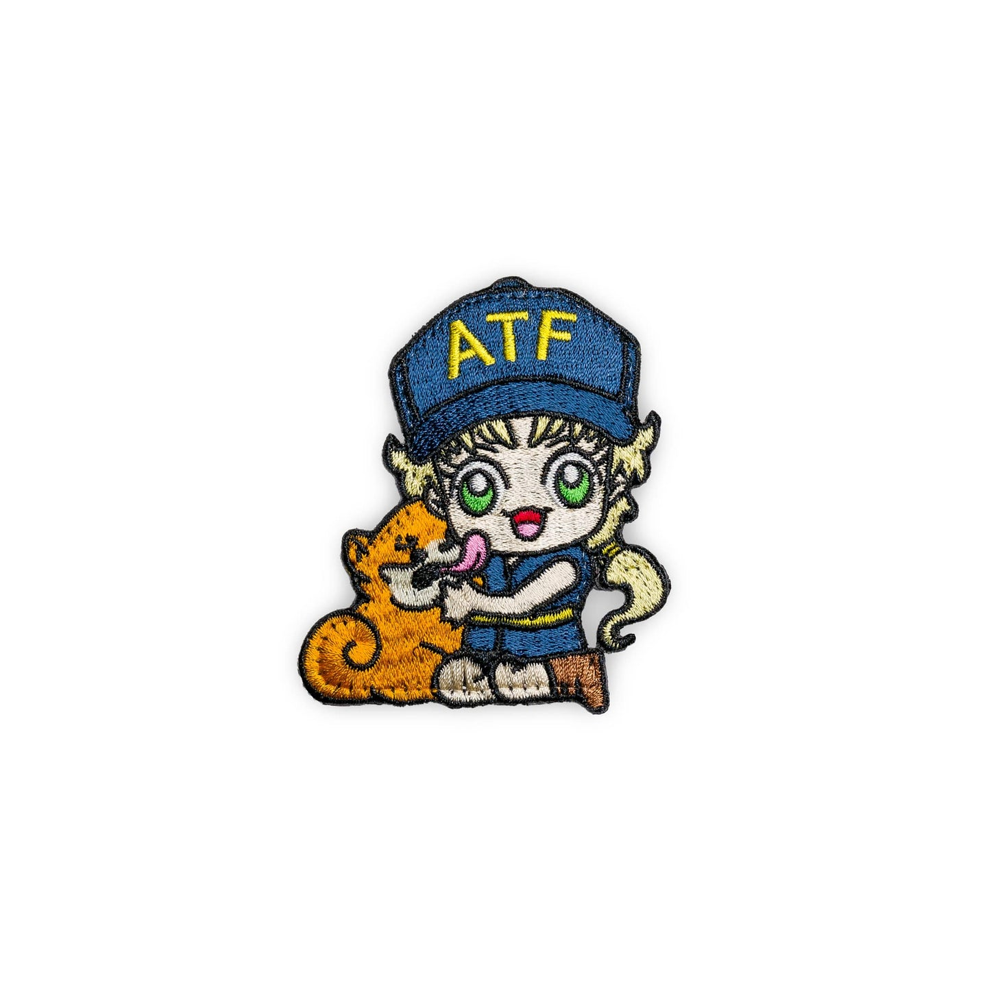 ATF Puppy Patch