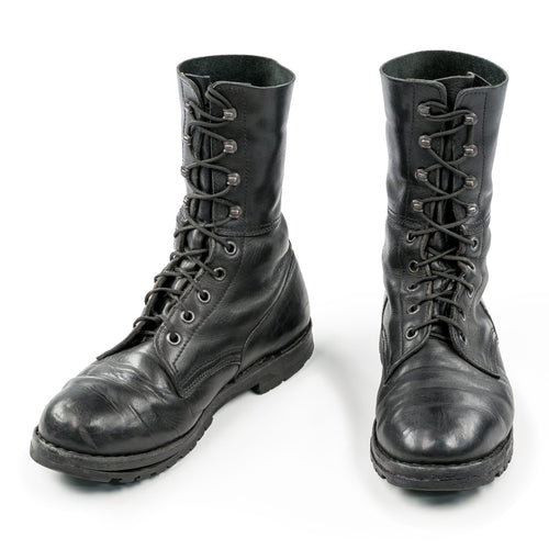 Resole Special Austrian Paratrooper Boots
