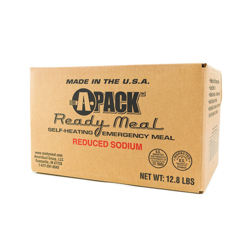 Ameriqual Apack Ready Meals