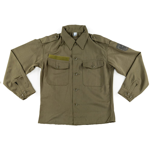 Unissued Austrian Heavyweight M75 Field Shirt