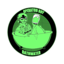 Operator Boy Bathwater™ Bundle