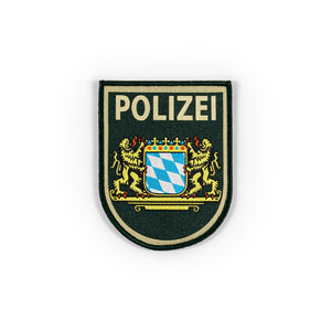 Bavaria Polizei Patch