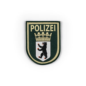 Polizei Patch Bundle