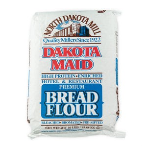 Wheat Flour - 50lb Bag