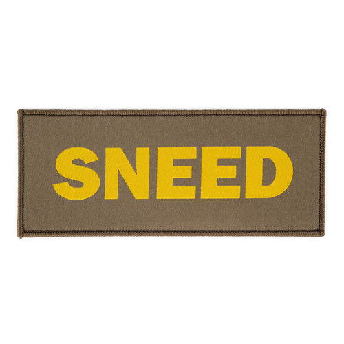 Sneed Completely Reprehensible Admin Patch