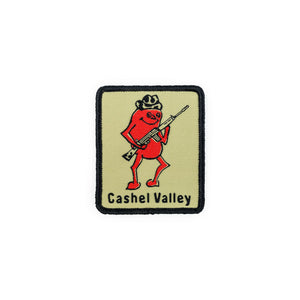 "RHODESIAN CASHEL VALLEY ""BEAN MAN"" PATCH"