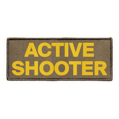 Active Shooter Completely Reprehensible Admin Patch [S01]