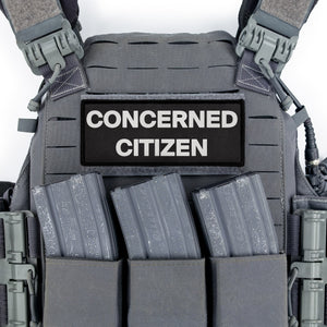 Concerned Citizen Completely Reprehensible Admin Patch