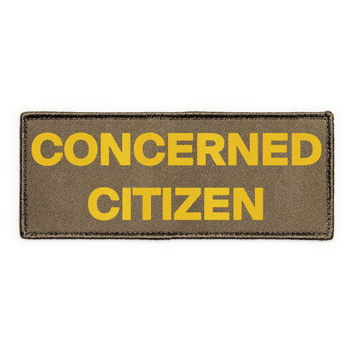 Concerned Citizen Completely Reprehensible Admin Patch [S01]