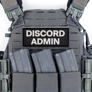 Discord Admin Completely Reprehensible Admin Patch