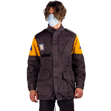 Danish M84 Civil Defense Jacket