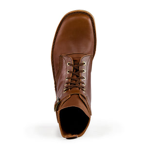 [PRE-ORDER] Waxi Boot, Cognac Brown, Anti-Track Sole