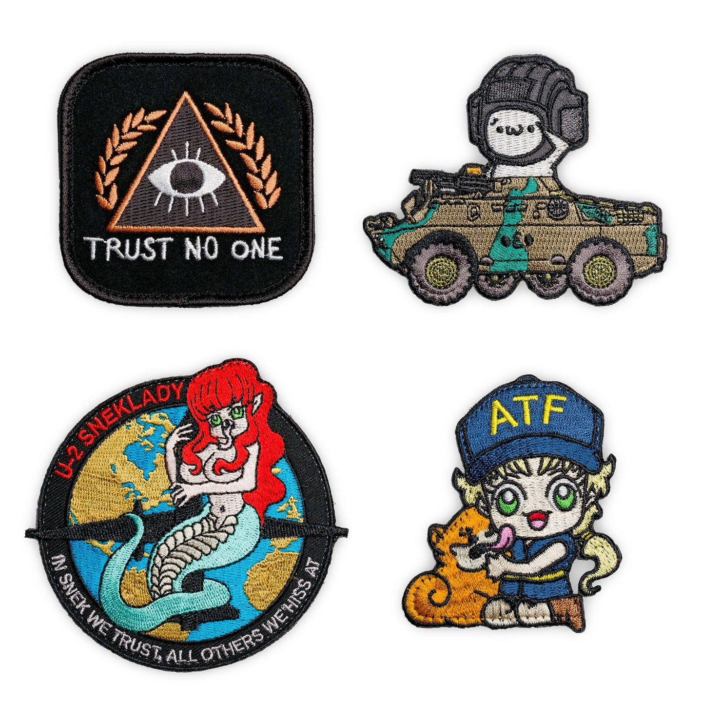 D'aww Season 2 Patch Bundle
