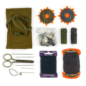 West German Bundeswehr Sewing Kit