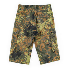Load image into Gallery viewer, GERMAN BUNDESWEHR FLECKTARN BERMUDA SHORTS