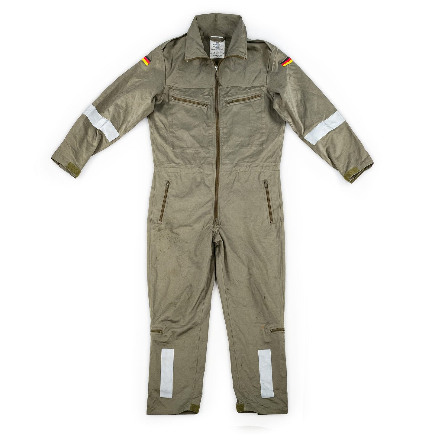 Bundeswehr Engineer's Coverall Suit