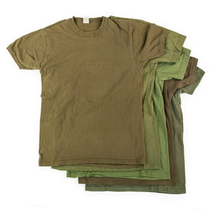 German Bundeswehr OD Short Sleeve Shirt