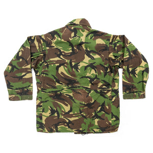 BRITISH ARMY WOODLAND DPM JACKET, SOLDIER 95 STYLE