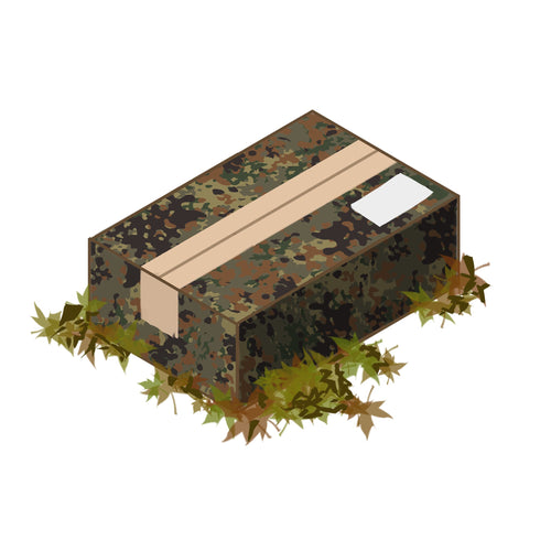 FLECKTARN FRIDAY BOX