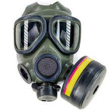 New 3M FR-M40 Gas Mask