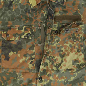 German Bundeswehr Flecktarn Field Shirt