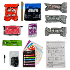 NSN MARCH™ IFAK Resupply Kit