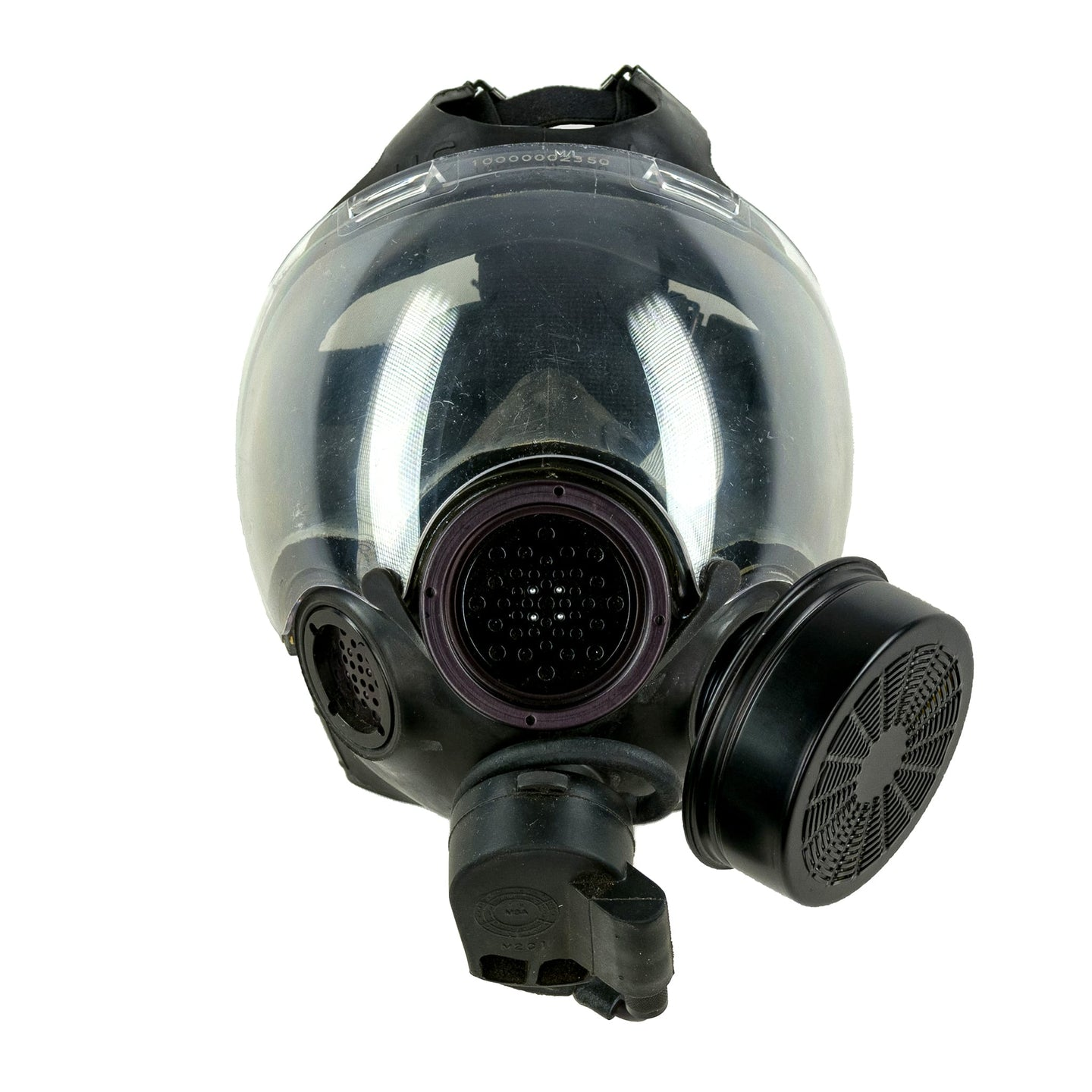 Police Trade-In MSA Millennium Gas Mask