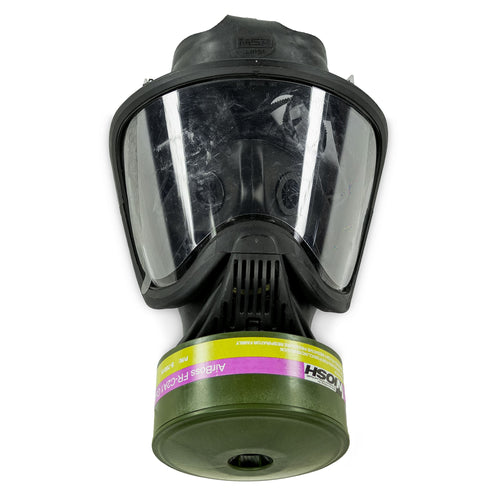 Police Trade-In MSA Ultra Elite Gas Mask