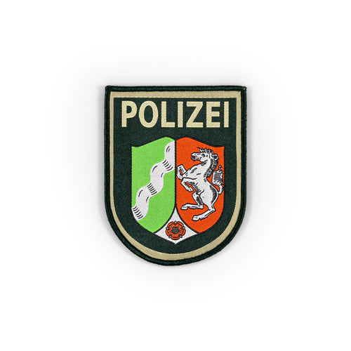 North-Rhine Westphalia (NRW) Polizei Patch