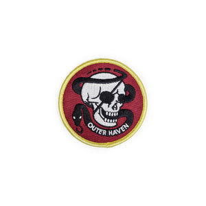 Metal Gear Solid V Outer Haven (Mother Company) Patch