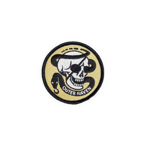 METAL GEAR SOLID V OUTER HAVEN PATCH (MOTHER COMPANY) PATCH