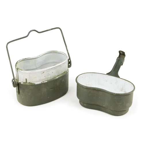 Polish M70 Aluminum Mess Kit