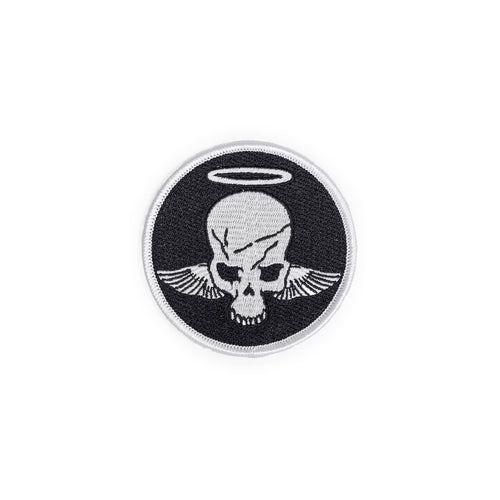 Meta Gear Solid V: Skull with Halo & Wings Patch