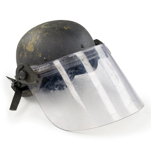Police Trade-In PASGT Helmet with Riot Visor