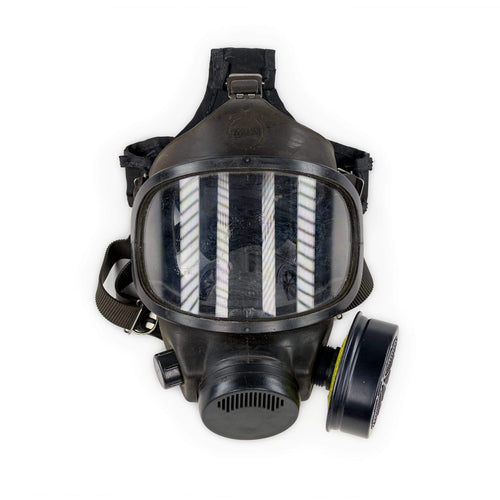 Police Trade-In MSA Phalanx CBA-RCA Gas Mask