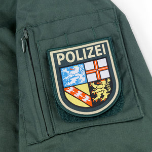 Saarland Polizei Patch