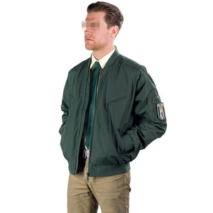 [Blem] German Polizei Sommerblouson Bomber Jacket